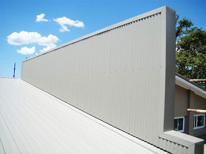 colorbond roofing perth