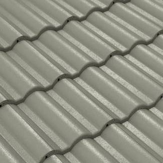 Perth painted concrete roof tiles